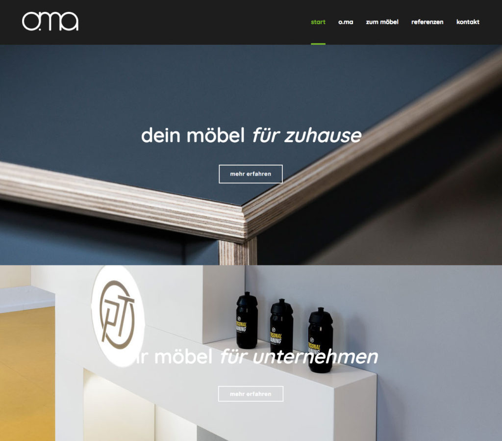 Web omadesign.de