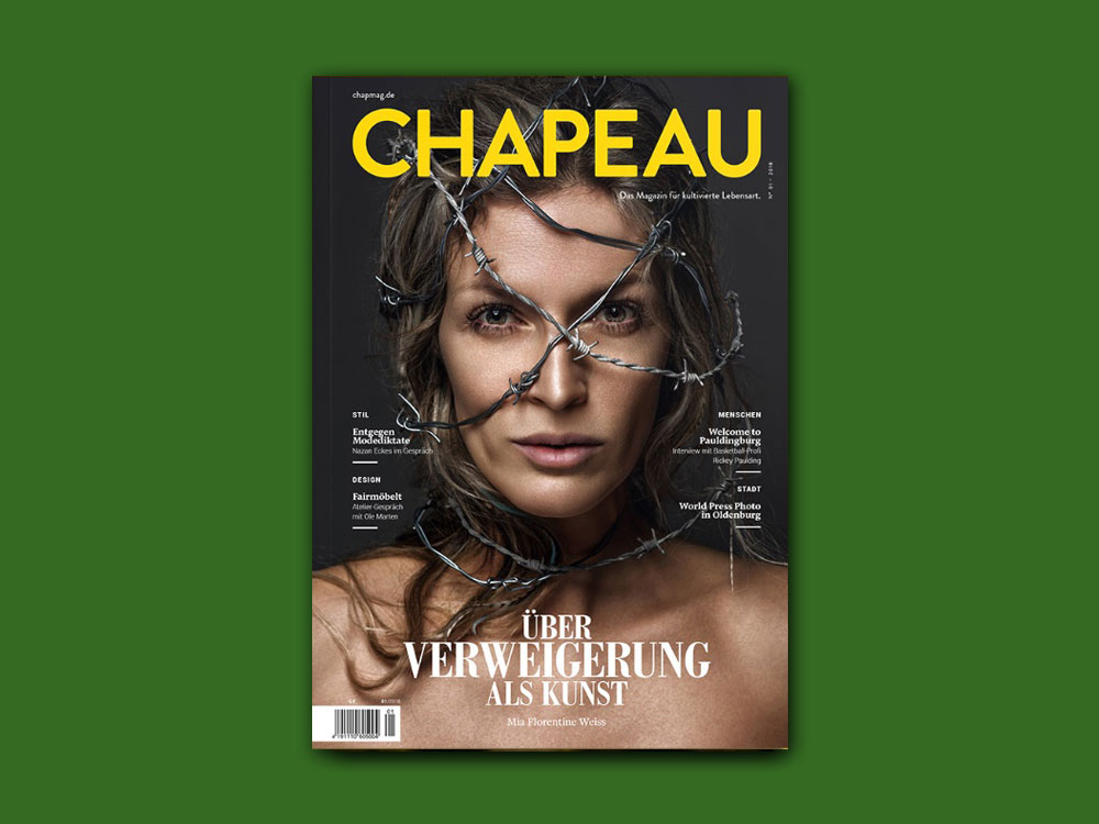 Redaktion Chapeau